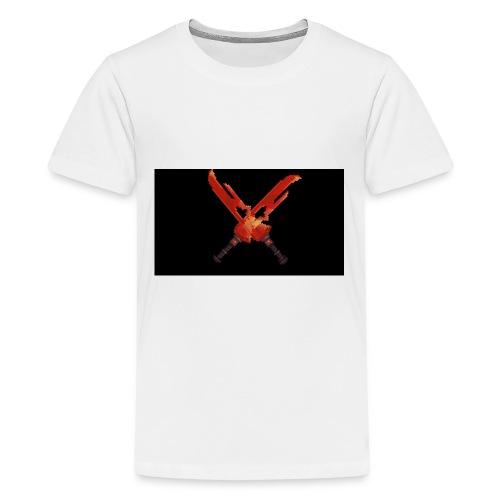 Hipixel Warlords Cross-Swords - Kids' Premium T-Shirt