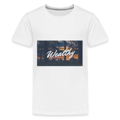 Wealthy Inc. - Kids' Premium T-Shirt