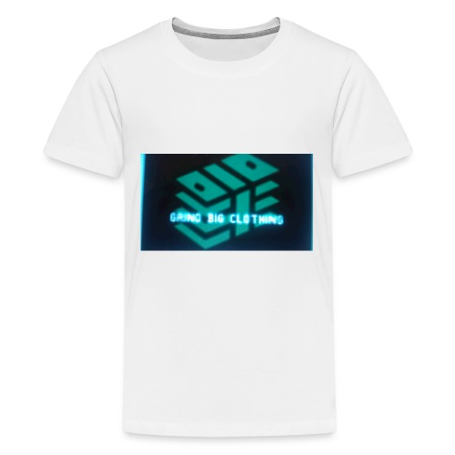 Grind Big Clothing - Kids' Premium T-Shirt