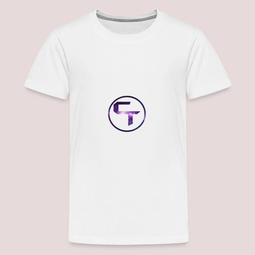 CamTremblay Official Logo - Kids' Premium T-Shirt