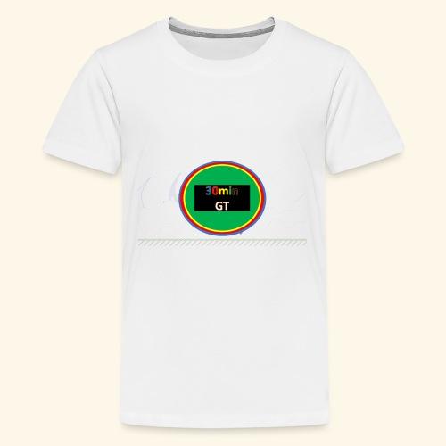30Min Logo - Kids' Premium T-Shirt