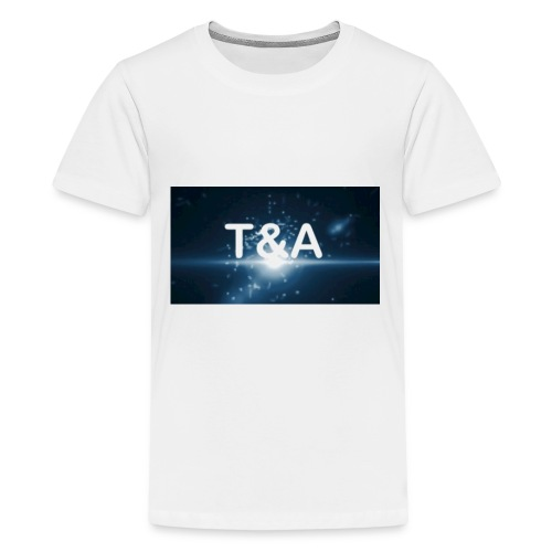 Official T&A merch - Kids' Premium T-Shirt