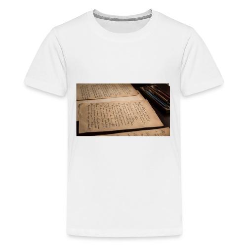 Back to school merch - Kids' Premium T-Shirt