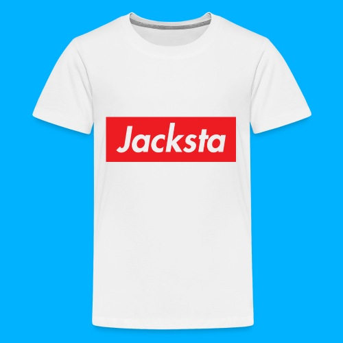 NEW! Jacksta Supreme-styled Appeal! - Kids' Premium T-Shirt