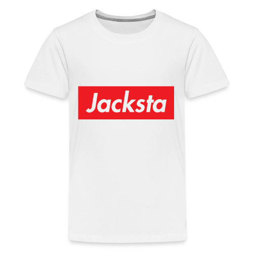 NEW! Jacksta Supreme-styled Appeal! - Kids' Premium T-Shirt