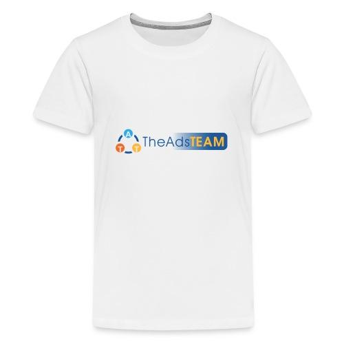 TheAdsTeam Logo - Kids' Premium T-Shirt