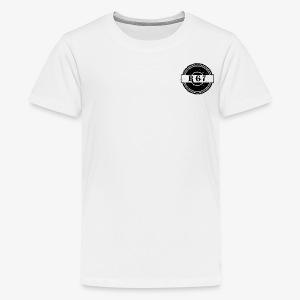 Vintage RG7 logo - Kids' Premium T-Shirt