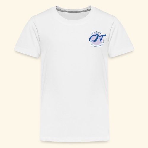 CIT logo vector file - Kids' Premium T-Shirt