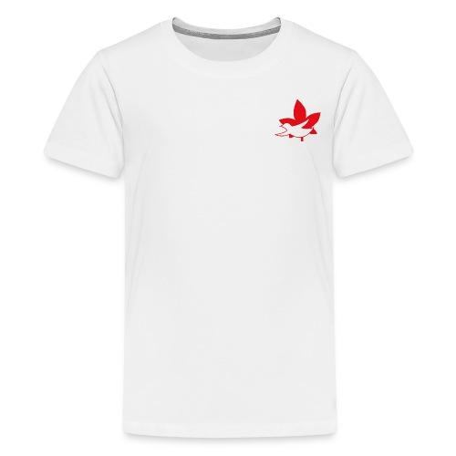 UNC logo front of shirts - Kids' Premium T-Shirt