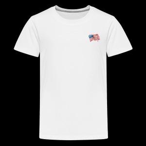 Water Color Pat - Kids' Premium T-Shirt