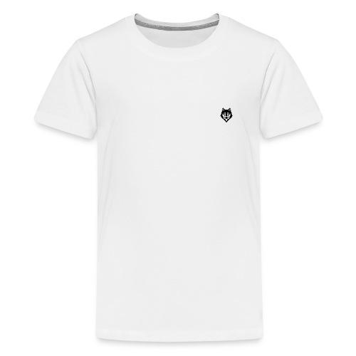 Wolf Logo - Kids' Premium T-Shirt