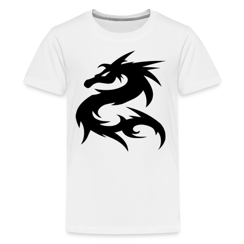 Dragon Nepal T-shirt - Kids' Premium T-Shirt