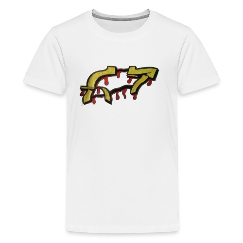ST graffiti - Kids' Premium T-Shirt