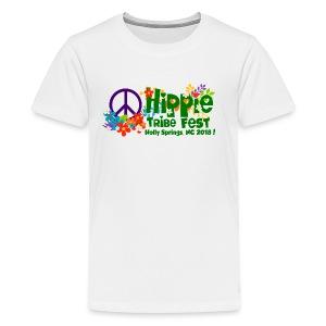 Hippie Tribe Fest! - Kids' Premium T-Shirt