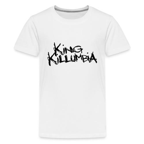 King Killumbia Black Logo - Kids' Premium T-Shirt