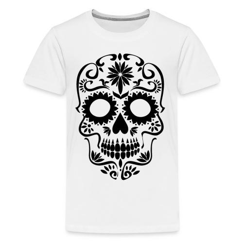 Sugar Skull - Kids' Premium T-Shirt