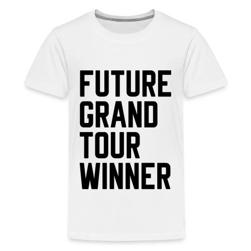 Future Grand Tour Winner - Kids' Premium T-Shirt