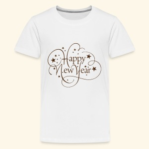 Happy New Year - Kids' Premium T-Shirt