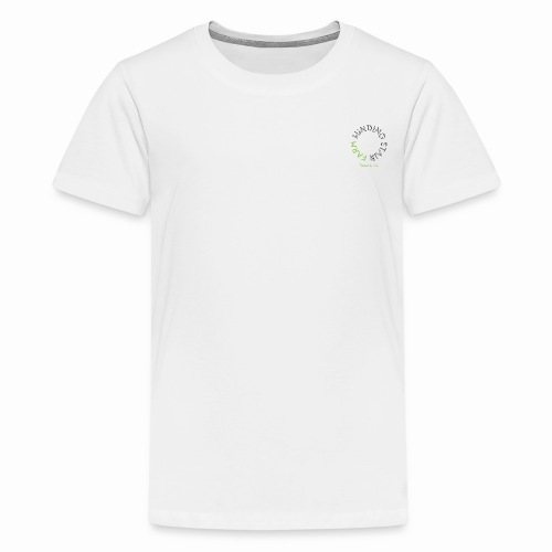 Winding Stair Farm logo - black text - Kids' Premium T-Shirt