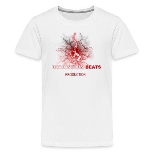 Brainstorm Beats 2017 Red Edition - Kids' Premium T-Shirt