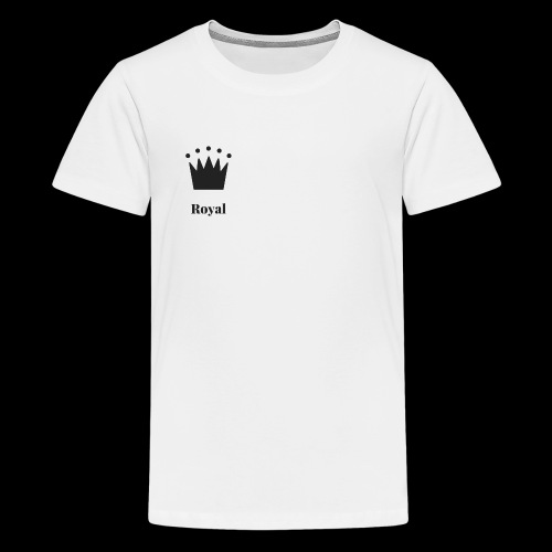 logo preview 93ad56b0 1794 4c34 ac9a ee381433f1df - Kids' Premium T-Shirt