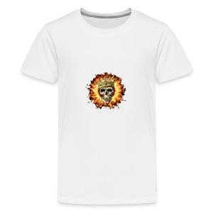 Fireking 2 - Kids' Premium T-Shirt