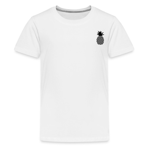 Tropical Pineapple - Kids' Premium T-Shirt