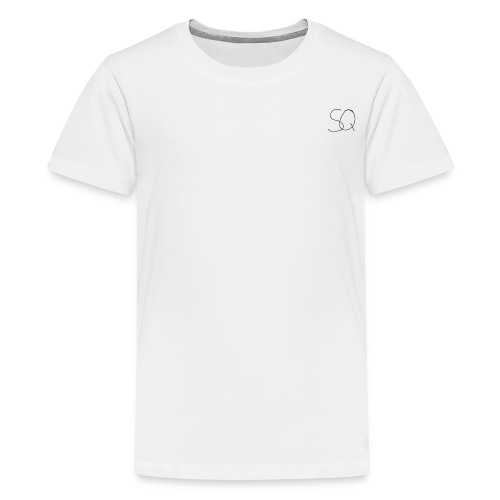 Smokey Quartz SQ T-shirt - Kids' Premium T-Shirt