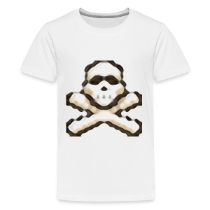 Wildy Shirt - T-shirt premium pour ados