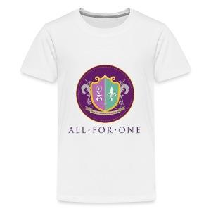 All For One Logo - Kids' Premium T-Shirt