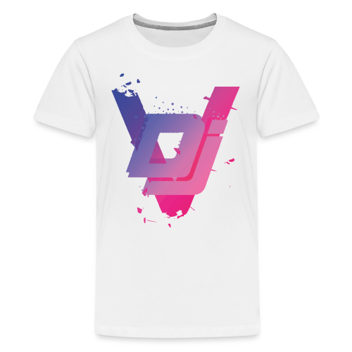 DJ VIRUS INFECTION - Kids' Premium T-Shirt