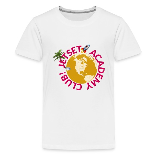 JAC Swag Pink Brand - Kids' Premium T-Shirt