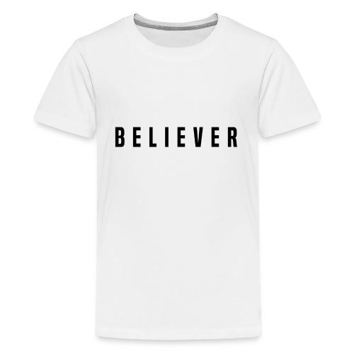 believer - Kids' Premium T-Shirt