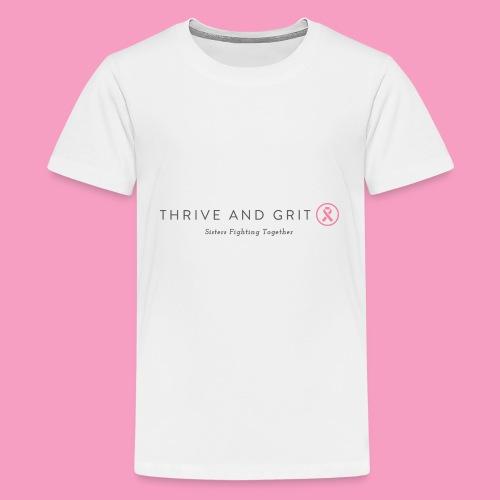 logo not in pdf - Kids' Premium T-Shirt