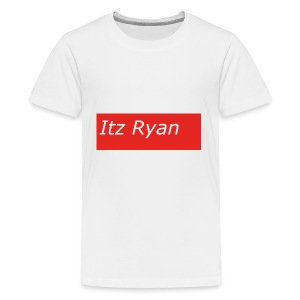 Supreme Themed Itz Ryan Clothing - Kids' Premium T-Shirt