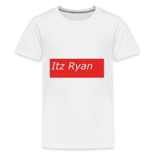 Supreme Themed Itz Ryan Clothing - Kids' Premium T-Shirt