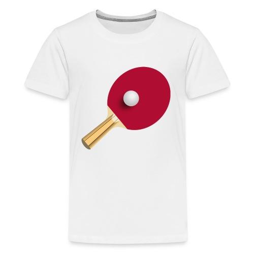 Table tennis clear - Kids' Premium T-Shirt