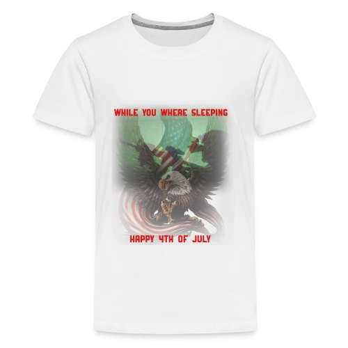 While You Where Sleeping - Kids' Premium T-Shirt
