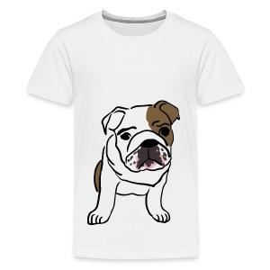 Cute Pug - Kids' Premium T-Shirt