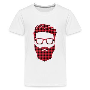TILES HIPSTER - T-shirt premium pour ados