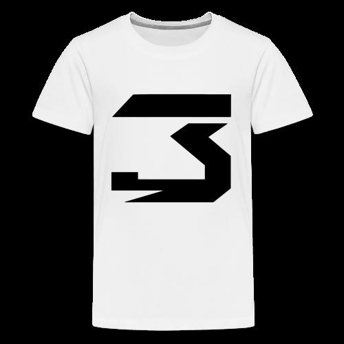 JM #3 (black) - Kids' Premium T-Shirt