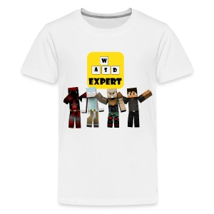 Team WASD - Kids' Premium T-Shirt