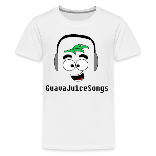 Guavajuicesongs (OFFICIAL T SHIRT) - Kids' Premium T-Shirt