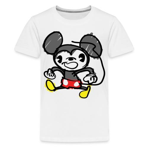Morky Mouse - Kids' Premium T-Shirt