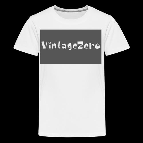 VintageZero - Kids' Premium T-Shirt