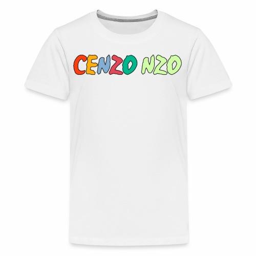 Cenzo NZO Merch - Kids' Premium T-Shirt