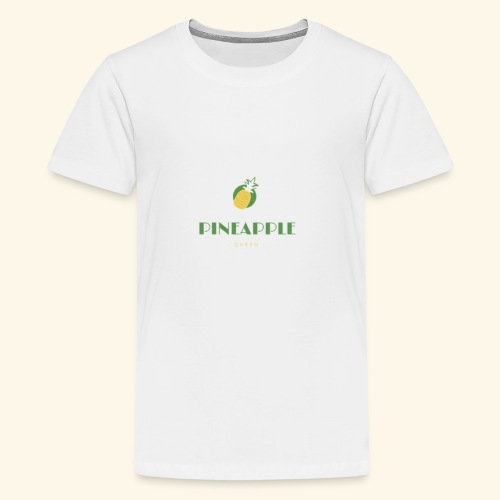 Pineapple Queen - Kids' Premium T-Shirt