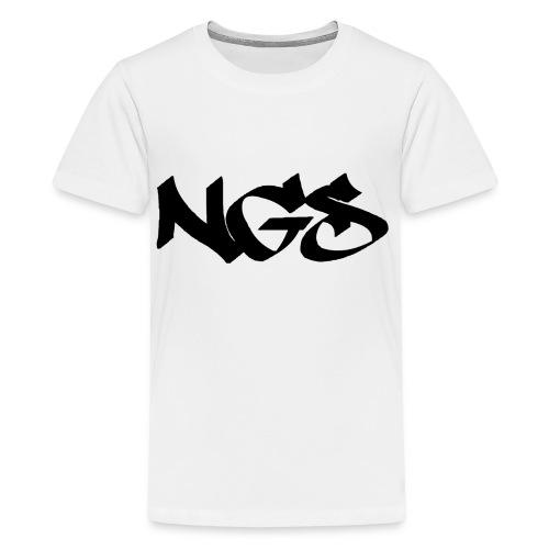 NGS Tag 2.0 - Kids' Premium T-Shirt