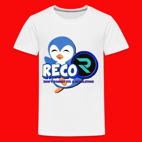 new merch and logo break in - Kids' Premium T-Shirt