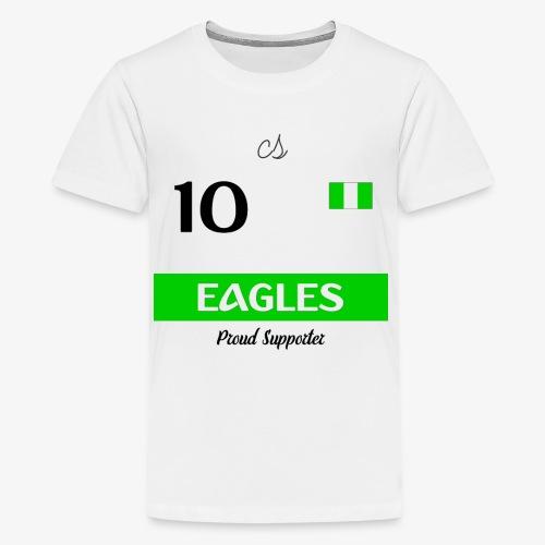 Nigerian Jersey T-Shirt 2018 - Kids' Premium T-Shirt